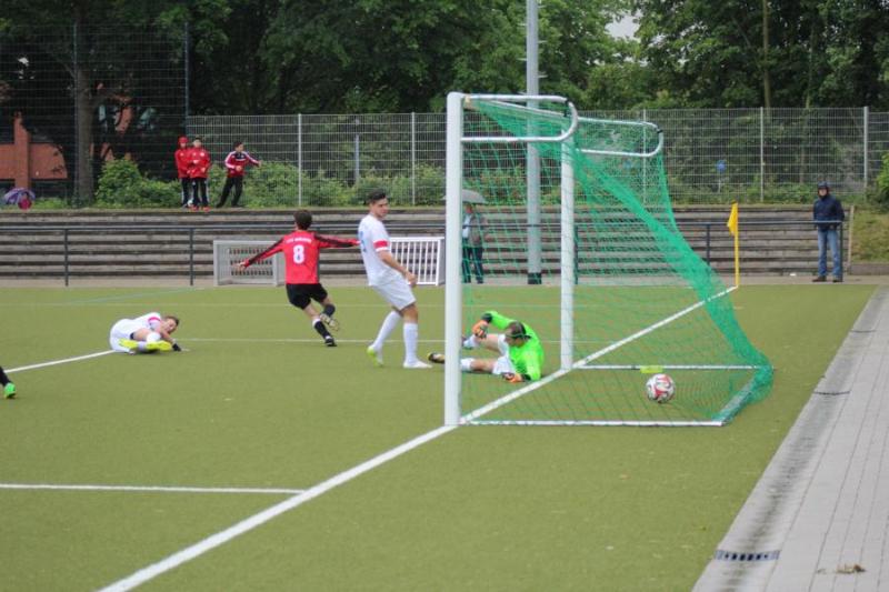 match de Mülheim an der Ruhr