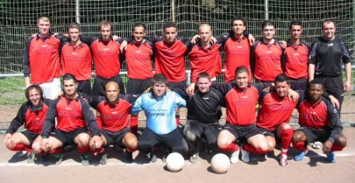 Meistermannschaft 2006-07