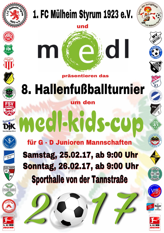medl kids cup