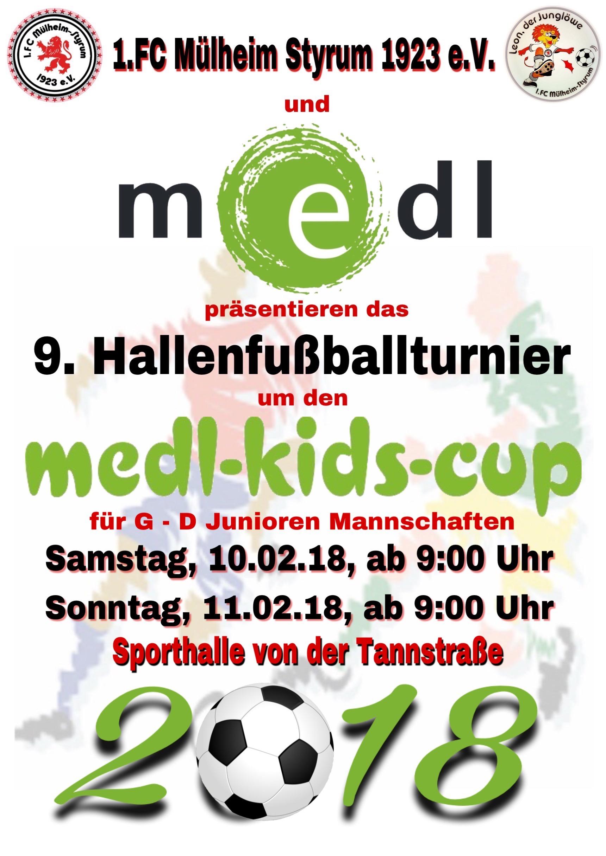 Karneval 2018 medl-kids-cup