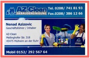 Werbepartner des 1.FC Mülheim