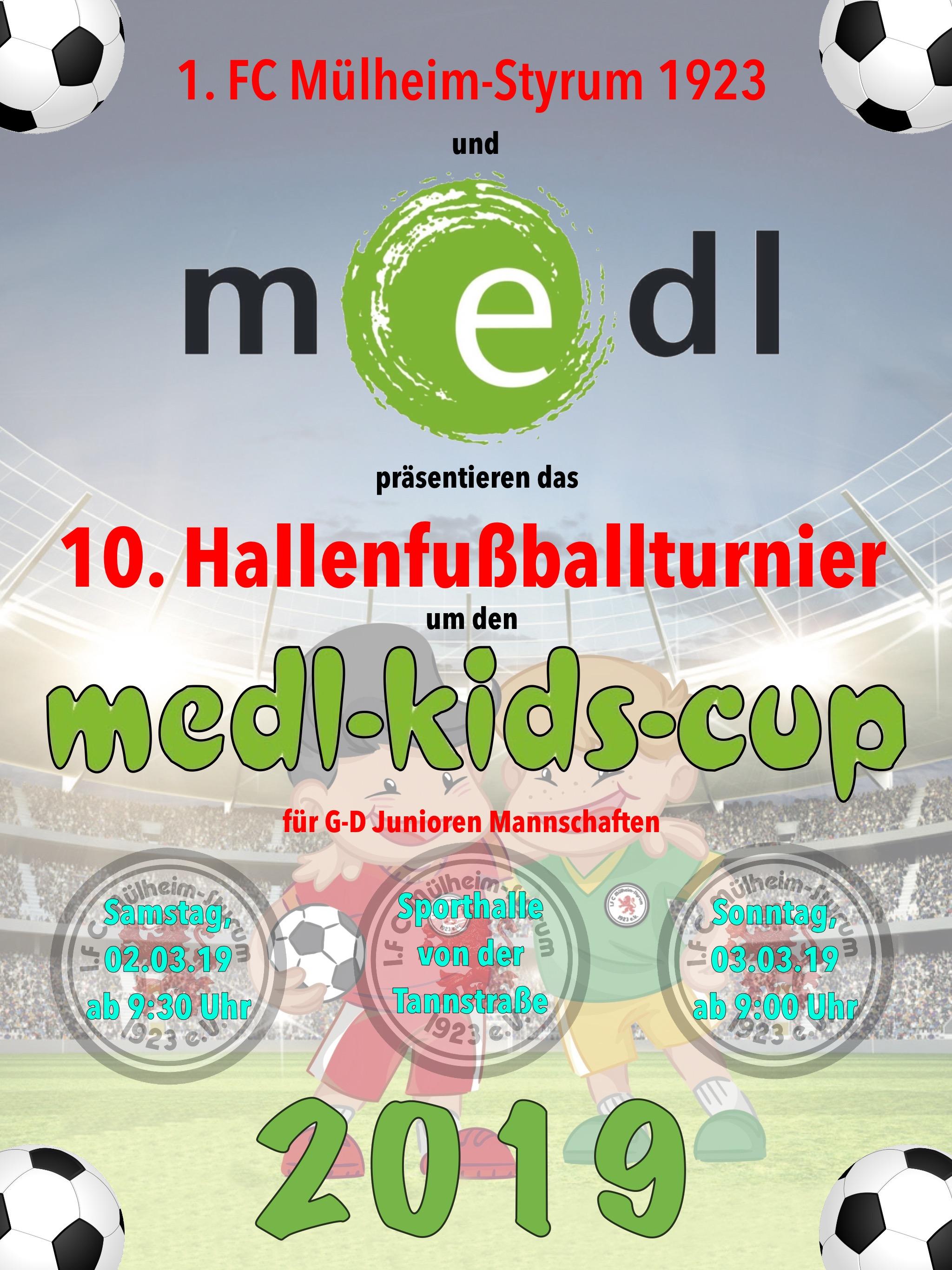 medl kids-cup 2019