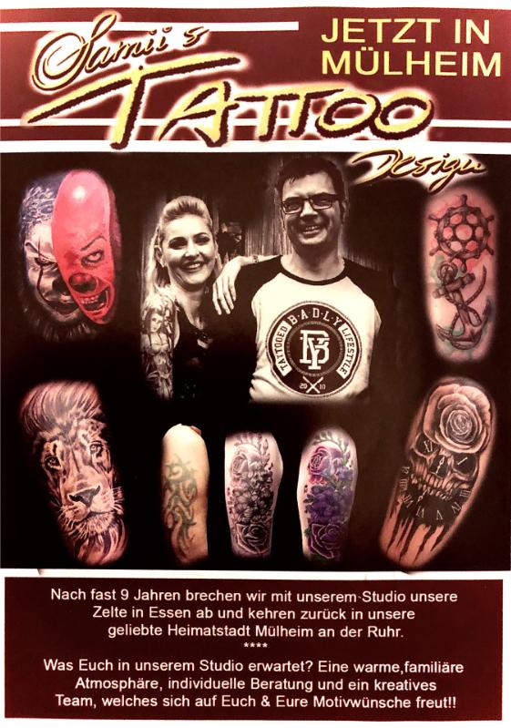 Samii's Tattoo Design